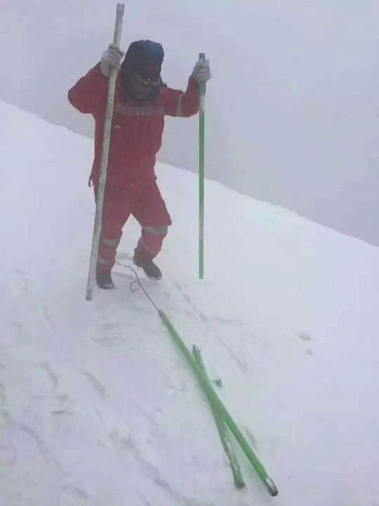 急速赛车彩票直播:西安大学生穿越太白山失联超100小时 天气恶劣第二次救援推后