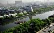 济南小清河30公里清淤过半 预计六月中下旬完工