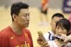 男篮红队主教练李楠:亚运会将全力以赴