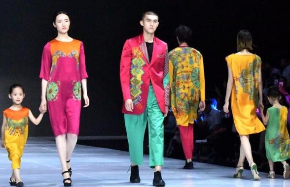 2018中国(河南)大学生时装周在新密启幕