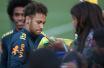 记者手记:众志成城争六星——巴西国家队训练探营