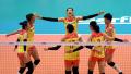 世界排球联赛朱婷19分率中国女排击败日本队