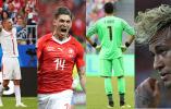 世界杯第九比赛日:巴西力争首胜 冰岛续写北欧神话