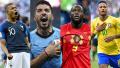 世界杯20日:苏牙单挑十亿壕阵 华丽红魔PK意式桑巴