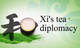 Xi's tea diplomacy