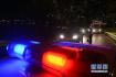 青岛:酒后驾车被查司机企图光脚跑路 罚千元记12分