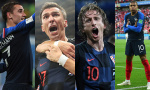 世界杯决赛夜:高卢雄鸡二次问鼎 小国奇迹定律护航