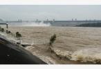 黑龙江干流上游出现超警戒洪水 沿江险段人员已撤离