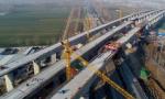 济青高铁开始联调联试 预计2018年底建成通车