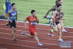 顽强拼搏展示风采:雅加达亚运会赛场上的青春力量