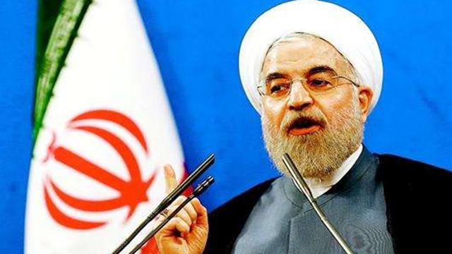 鲁哈尼:美国企图颠覆伊朗政权