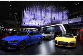 新一代奥迪TT有望2020年问世 变身四门轿跑