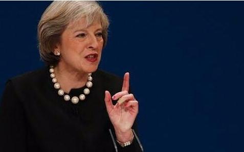"""英欧达成""""脱欧""""协议草案 英首相开始""""脱欧""""协议游说活动"""