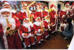 你的圣诞礼物收不到了 全球变暖致驯鹿数量锐减一半