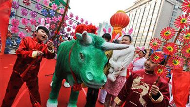 各地举行特色民俗活动庆新春·北京