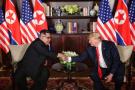 白宫:美朝领导人27日晚上举行首次会谈 共进晚餐