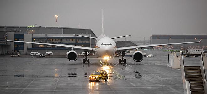 济南至芬兰赫尔辛基直飞航线开通