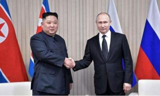 金正恩启程回国结束对俄首次访问 双方未签署任何协议