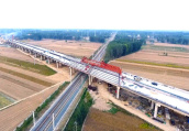 台辉高速河南段全线贯通 台前望年前结束不同高速历史