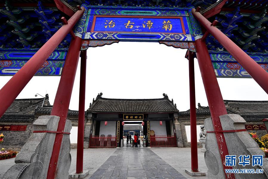 (新华视界)(3)河南内乡县衙:我国保存较完整的封建时代县级官署衙门