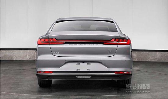 5米车长瞄Model S 比亚迪汉EVDM实车首发