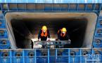 郑济铁路郑州段建设有序推进