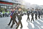 商丘市隆重庆祝首个中国人民警察节 王战营张建慧出席