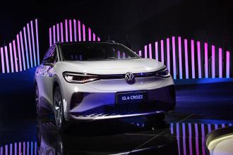冯思翰:大众品牌电动化加速 年内共有5款ID.车型