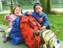 中国最小背包客:5岁已徒步大半个中国