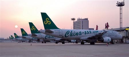 重庆春之翼系春秋航空旗下全资独立子公司