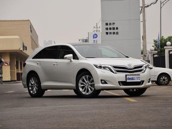 丰田(进口)  2.7L 自动 车辆右侧45度角