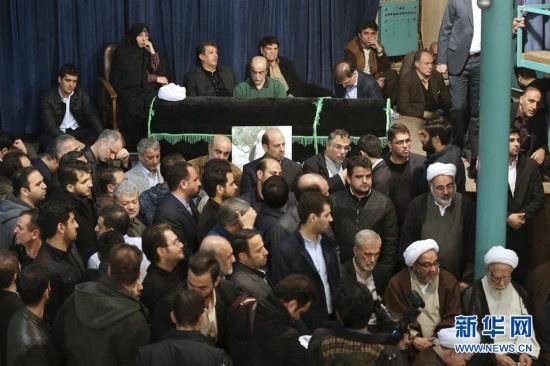 伊朗前总统拉夫桑贾尼去世(组图)