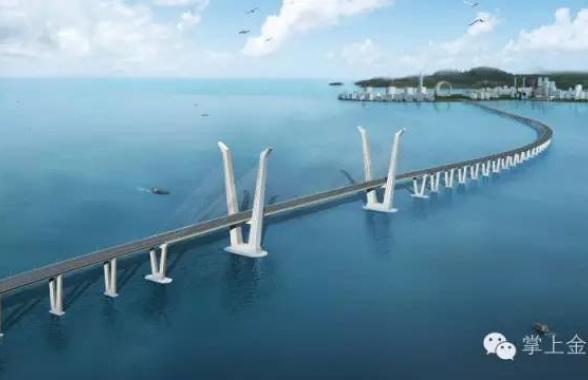 金普新区大连湾跨海交通工程加速推进 最新情况抢先看