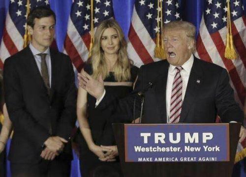 丰田 特朗普/核心提示:特朗普将任命自己的女婿贾里德·库什纳为白宫高级顾问...
