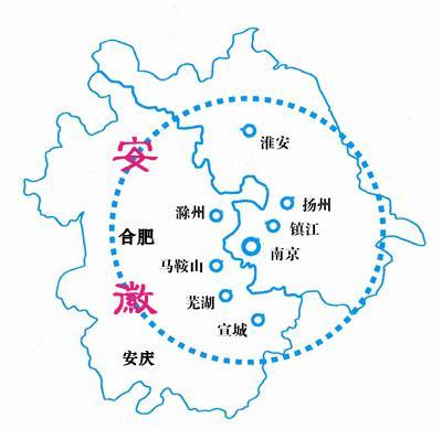 """南京被称""""徽京""""实至名归,让""""霸都""""合肥情何以堪"""