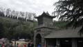 巩义竹林长寿山建成风情古镇 美食节500种小吃飨游客