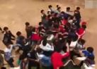 年轻气盛!40多名学生相约群殴 只因看不惯对方