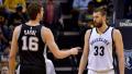 NBA季后赛27日综述:马刺、猛龙双双晋级