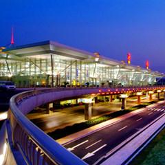 苏南硕放国际机场