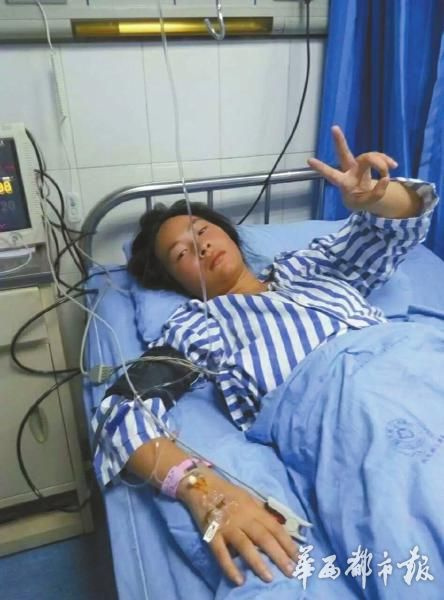 杨柳高考前突发急性阑尾炎住院。