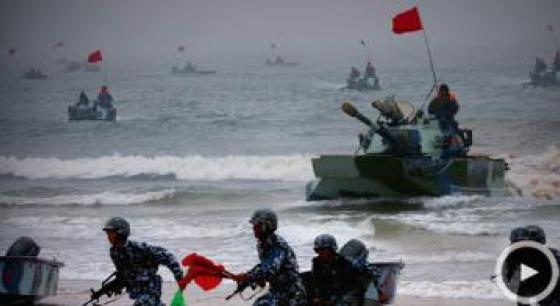 国防部:中俄海军9月将在南海联合军演