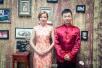中国小伙娶回乌克兰媳妇 办中国传统婚礼