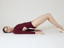 刘诗诗古力娜扎都在练的芭蕾