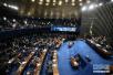 西媒关注罗塞夫被弹劾:巴西一天出现三位总统
