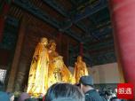 淮阳太昊陵庙会直播:纵观十里古风遗俗