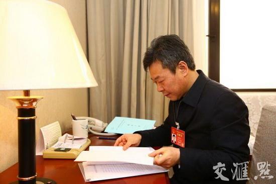 全国人大代表,如东县委书记潘建华:长三角跨江融合发展 共建上海