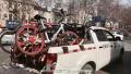 新街口之后,夫子庙也沦陷了!上百辆共享单车堆成山!尴尬!
