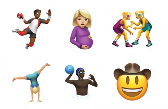 2 系统新增的 emoji 表情图片