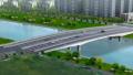 跨外秦淮河大桥贯通,今年10月竣工通车!南京年底将迎来亚洲最大全生活中心