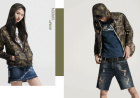 ABLE JEANS绿色当道,开启牛仔摩登季